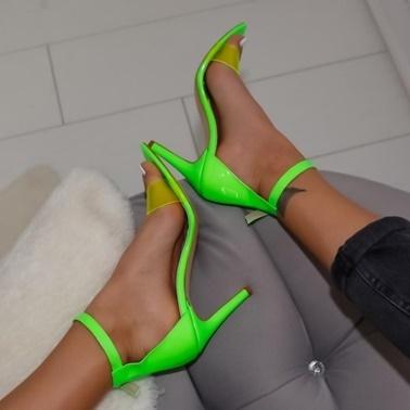 Limoya Ayakkabı Yeşil